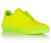 "Mid-Top Sneakers ""Let´s talk"""