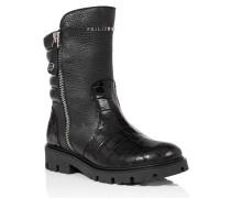 """Boots Low Flat """"elkan"""""""