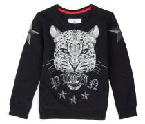 """Sweatshirt """"Crystal tiger"""""""