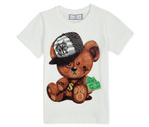 "T-shirt Round Neck SS ""Gang Teddy"""
