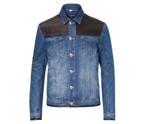 "Denim jacket ""Beowulf"""