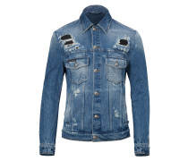 """Denim Jacket """"Camou details"""""""