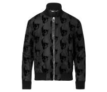 """Nylon jacket """"think"""""""