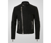 "leather jacket ""no chance"""