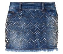 "Denim Skirt ""Actinidia"""