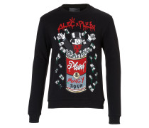 """Sweatshirt LS """"Alec`s money"""""""