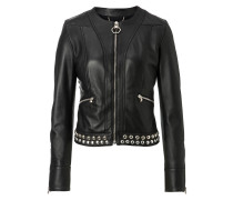 """Leather Jacket """"Brickston"""""""