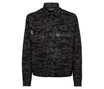 Denim Jacket Camouflage