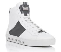 "Hi-Top Sneakers ""Never gone"""