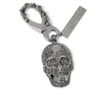 "key chain ""bright skull"""