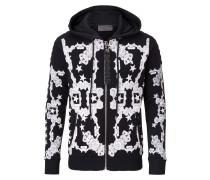 "hooded jacket ""baroque"""