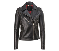 "leather biker ""jules"""