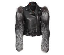 "Leather Jacket ""Crazy"""