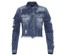 "Denim Jacket ""Freesia"""