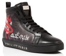 "Hi-Top Sneakers ""Alec one"""