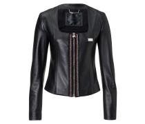 "Leather Jacket ""Sacre Coeur"""