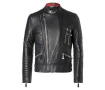 """Leather Moto Jacket """"Jimbo"""""""