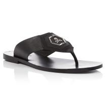 """Sandals Flat """"summer lover"""""""