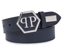 "Leather Belts""leo"""