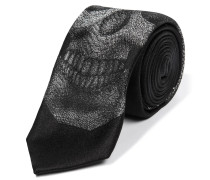 "Thick Tie ""Skull mood"""