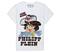 "T-shirt Round Neck SS ""Texas Girl"""