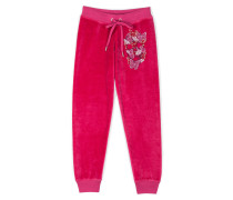 """sweat pants """"flying lily"""""""