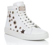 """Hi-Top Sneakers """"Red River"""""""