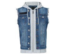 "Denim vest ""Indiano"""