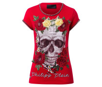 """T-shirt Round Neck SS """"Yellow roses"""""""