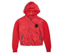 "hooded jacket ""sea storm"""