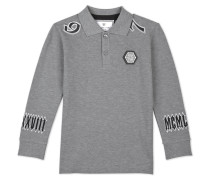 "polo long sleeves ""new warrior"""