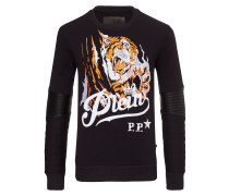 "Sweatshirt LS ""Blood tiger"""