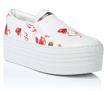 "Slip on Platform ""Frenzy"""
