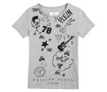 "t-shirt ""punk plein"""