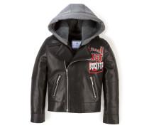 """Leather Jacket """"Black Egoiste"""""""