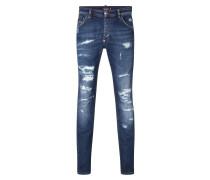 """Super straight cut """"Dream in jeans"""""""