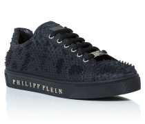 "Lo-Top Sneakers ""skull bubble"""