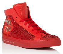 "high sneakers ""rainbow warrior"""
