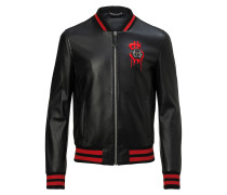"Leather Jacket ""Alec M two"""