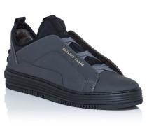 "Lo-Top Sneakers ""aspect"""