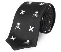 """Tight Tie """"Skull and cross"""""""