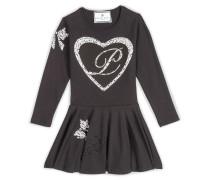 "Short Dress ""Olivs Lila"""