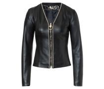 "Leather Bolero ""Shanna"""