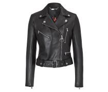 "Leather Jacket ""Rainbow"""