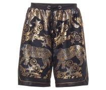 "Leather Shorts ""Peru"""