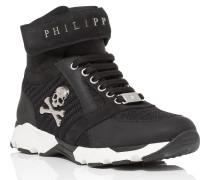 """Hi-Top Sneakers """"Yoshi"""""""