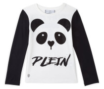 "t-shirt short sleeves ""panda"""