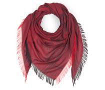 """half scarf """"baroque death"""""""