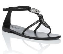 """Sandals Flat """"Lorient"""""""