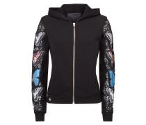"""hooded jacket """"sparkling flight"""""""